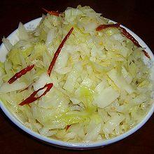 清炒包包菜