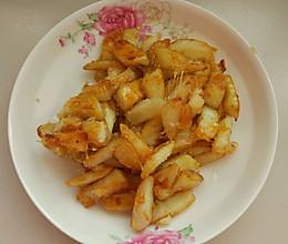 红薯拔丝的做法