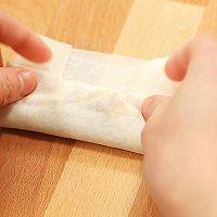 韭黄肉春卷-迷迭香的做法图解5