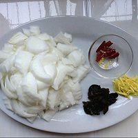 鱼香白菜的做法图解4