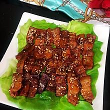 #夏日撩人滋味#韩式烤五花肉#夏天和烤肉更配哦