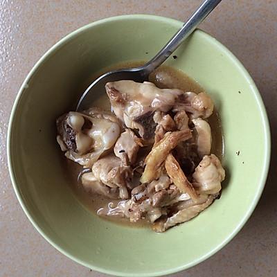 麻油鸡(台湾月子餐)