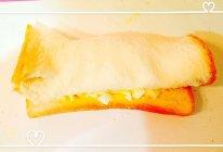鸡蛋沙拉吐司卷的做法
