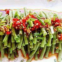 李孃孃爱厨房之——凉拌豇豆