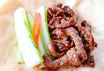 牛肉卷的做法
