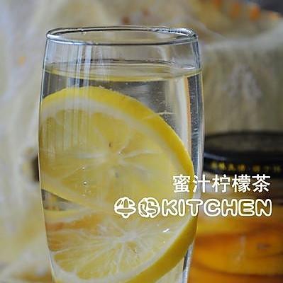 蜜汁柠檬茶