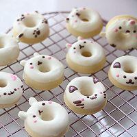 萌宠甜甜圈的做法图解13