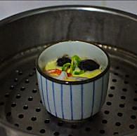 香滑细嫩补钙【日式茶碗蒸】的做法图解5