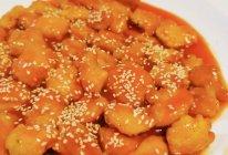 番茄汁炒鸡胸肉的做法