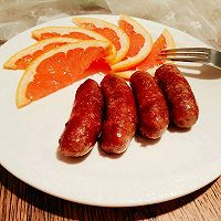 自制早餐脆皮肠的做法图解7