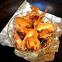 米熏鸡翅的做法图解6
