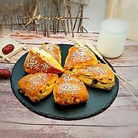 红枣葡萄角饼#中粮我买,春季踏青#的做法图解19