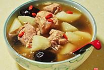 红枣山药排骨汤的做法