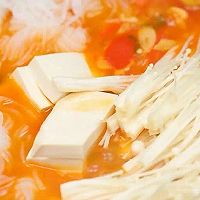 这是一碗好吃到升仙的酸汤龙利鱼的做法图解5