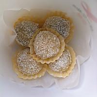 QQ糯糯椰蓉-芒果、紫薯、红豆沙-糯米糍的做法图解9