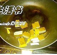 家常小炒圆白菜的做法图解4