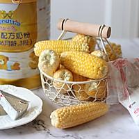 奶香玉米棒的做法圖解1