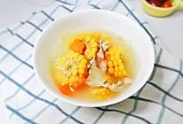 12M+羊肉玉米冬瓜汤:宝宝辅食营养食谱菜谱的做法