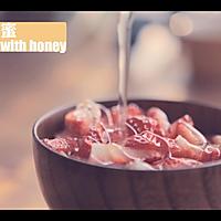 草莓冰雪奇缘「厨娘物语」的做法图解3