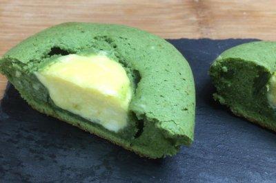 軟芯奶酪小蛋糕(原味和抹茶味),濃郁奶香美味甜品,武漢加油。
