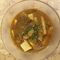 大喜大牛肉粉之【泡菜汤】的做法图解10