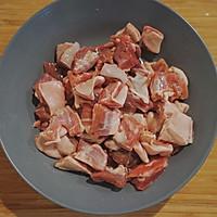 蘿蔔溪湖羊肉煲的做法圖解1