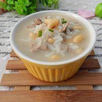 黄豆瘦肉粥——冬季暖身的做法图解10