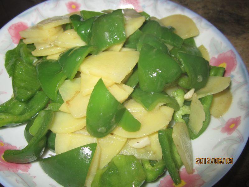 青椒土豆片14:32 分享