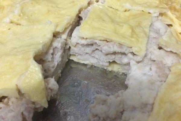 蛋包肉的做法