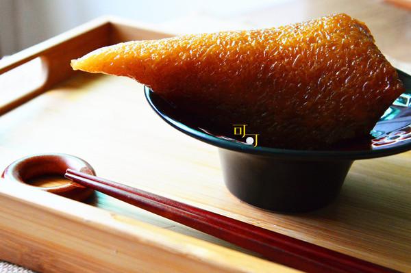 碱水粽子:百家粽的做法
