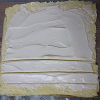 小四蛋糕卷#长帝烘焙节-半月轩#的做法图解21