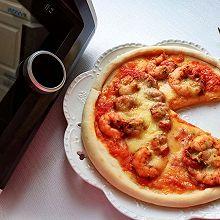 麻辣香锅披萨·pizza|没有披萨盘也能做