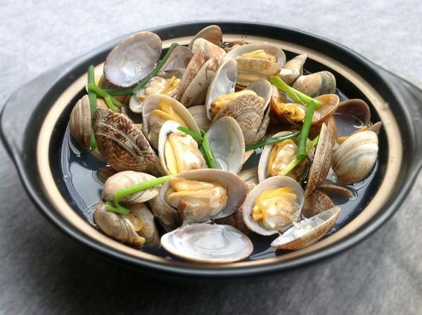 酒焗海蛤的做法