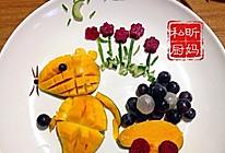 水果拼盘集锦的做法