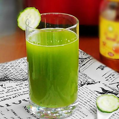 蜂蜜双瓜汁