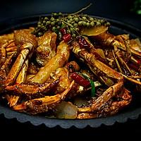 香辣蟹炒年糕---又到一年吃蟹时的做法图解26