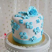 翻糖蛋糕的做法图解33