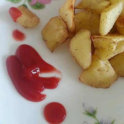 烤薯角(空气炸锅)