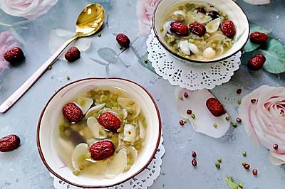 红枣绿豆汤