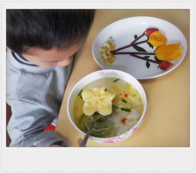 梅花水饺的做法步骤