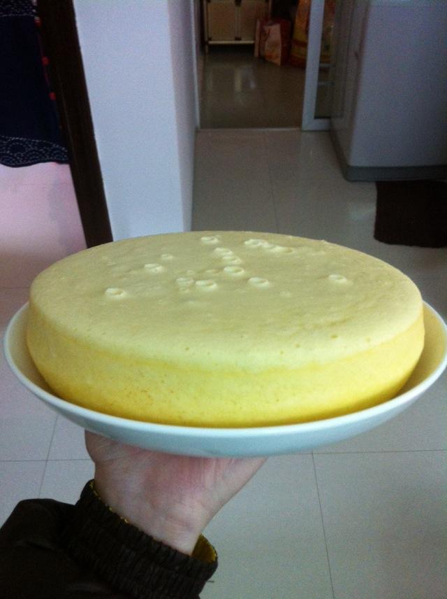 鸡蛋糕的做法电饭锅_电饭锅蛋糕的做法_菜谱_豆果美食