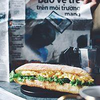 #美食新势力#越南法棍的做法图解9