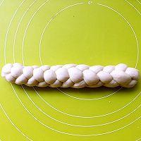中种辫子面包(无黄油版)的做法图解18