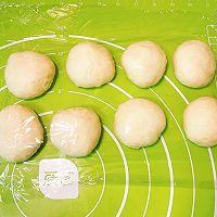 #换着花样吃早餐#豆沙面包圈的做法图解8
