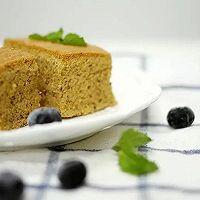 烘焙基础功课——红茶海绵蛋糕