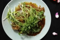 豆酱鲳鱼的做法