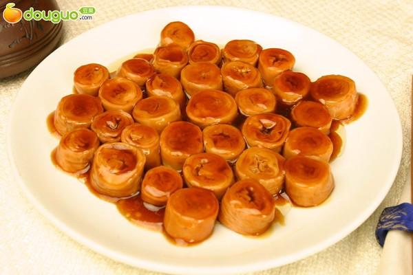 经典鲁菜——九转大肠的做法