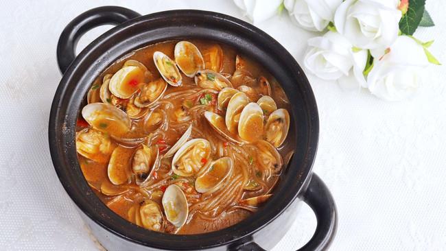 #中秋宴,名厨味#花甲粉丝煲的做法