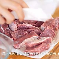 自制手撕牛肉干(两种口味)的做法图解3