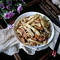 #花10分钟,做一道菜!#猪肉小炖芸豆的做法图解10